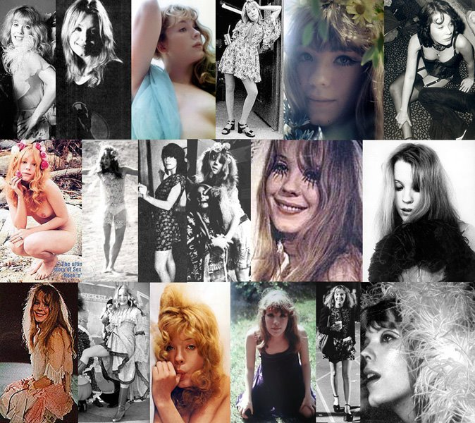 Fashion Icon: Pamela Des Barres