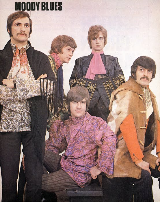 the moody blues | get some vintage-a-peel
