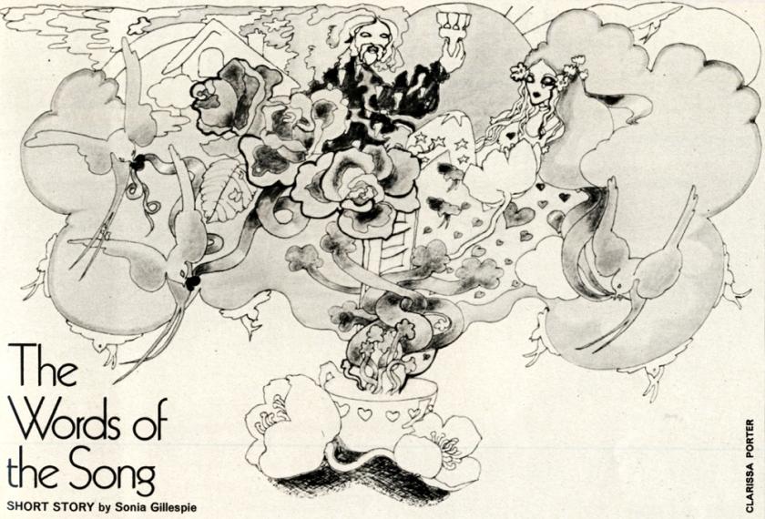 Illustration by Clarissa Porter