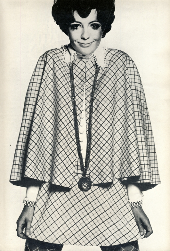Outfit by John Bates for Jean Varon