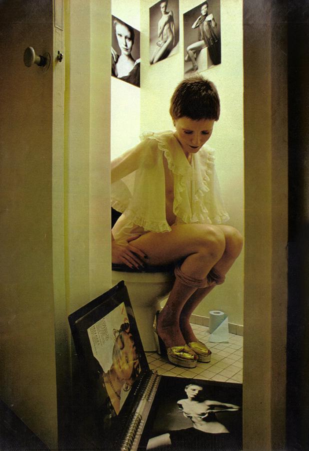 Annacat. Shoes by Chelsea Cobbler.