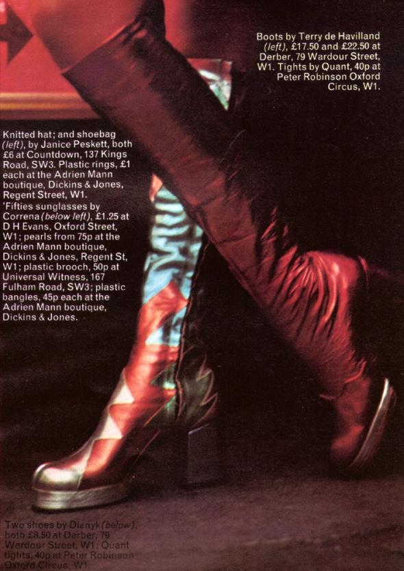 terry de havilland boots