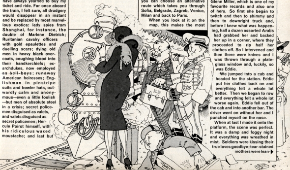 Illustration by John Ireland