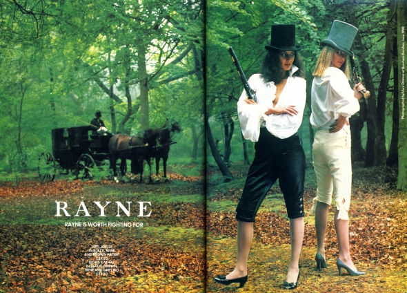 rayne advert