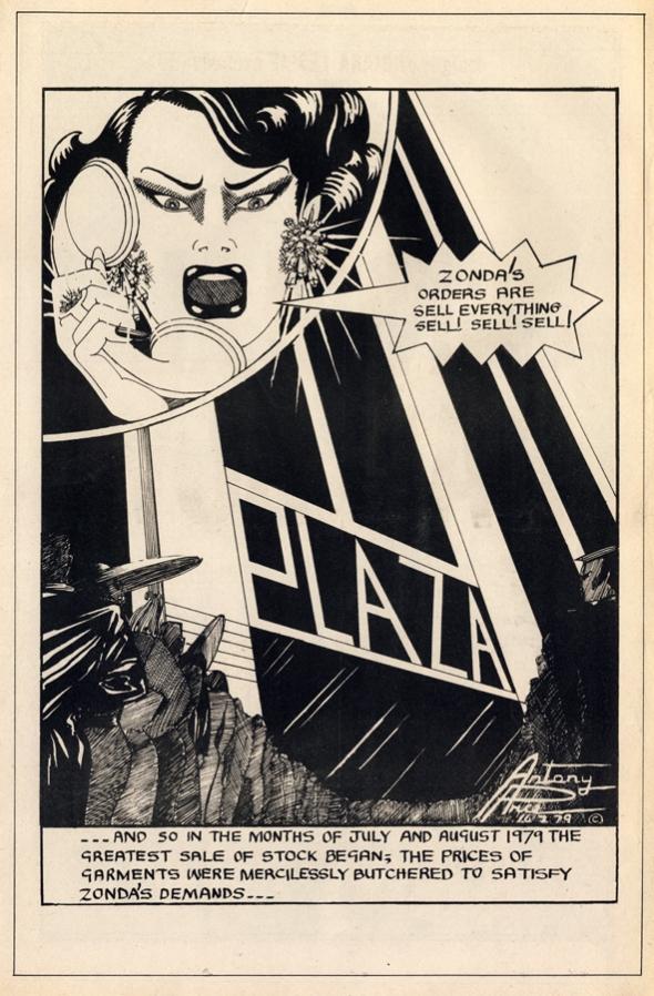 Antony Price Plaza Ritz Issue32 1979