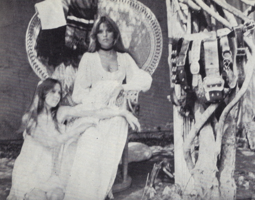 Men in Vogue Edina Ronay Autumn Winter 1970 b