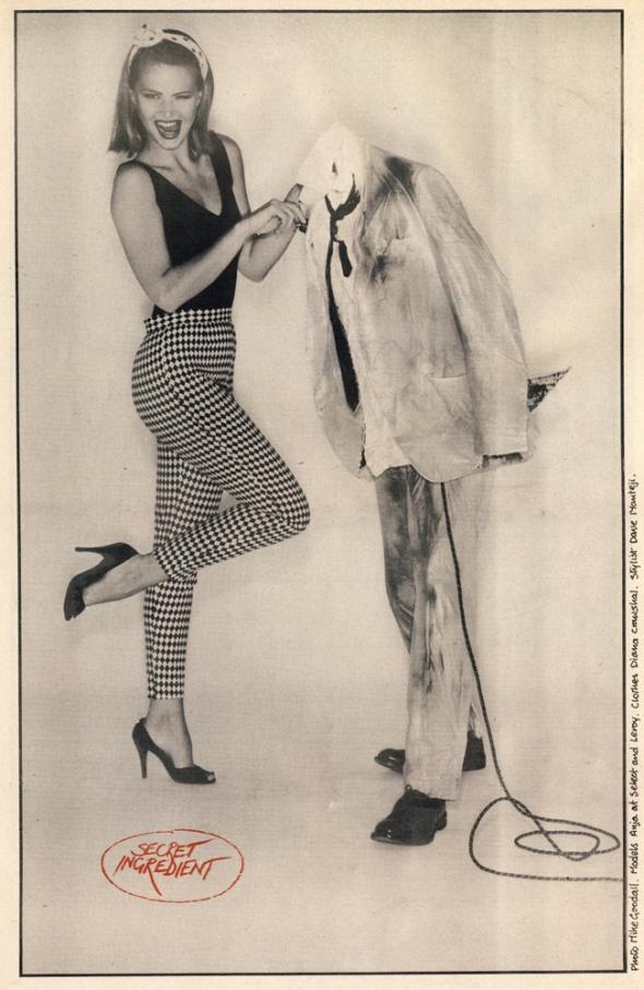 Secret Ingredient Advert Ritz Issue 31 1979