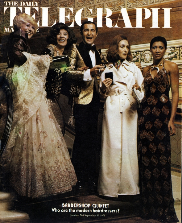 hairdressers geg germany telegraph magazine september 19th 1975 e