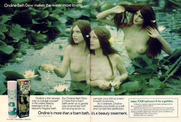 ondine advert