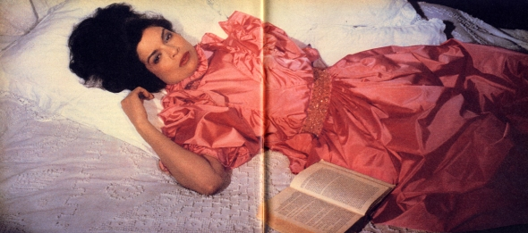 bianca jagger telegraph magazine may 1979