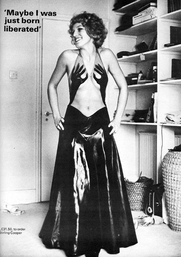 celestia sporborg by frank horvat vanity fair 1971 6
