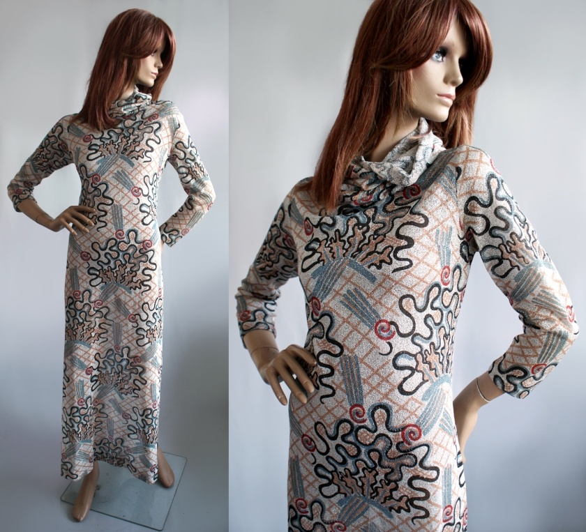Hildebrand with print by Zandra Rhodes