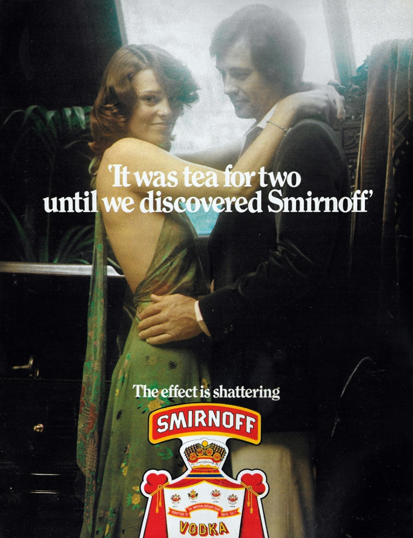 smirnoff - october 74