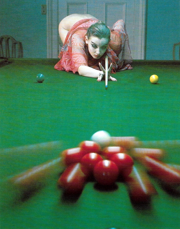 Snookered in Zandra by John Hedgecoe