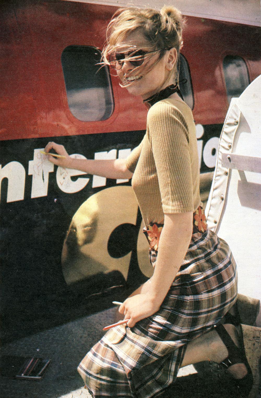 Fly High Petticoat May 71