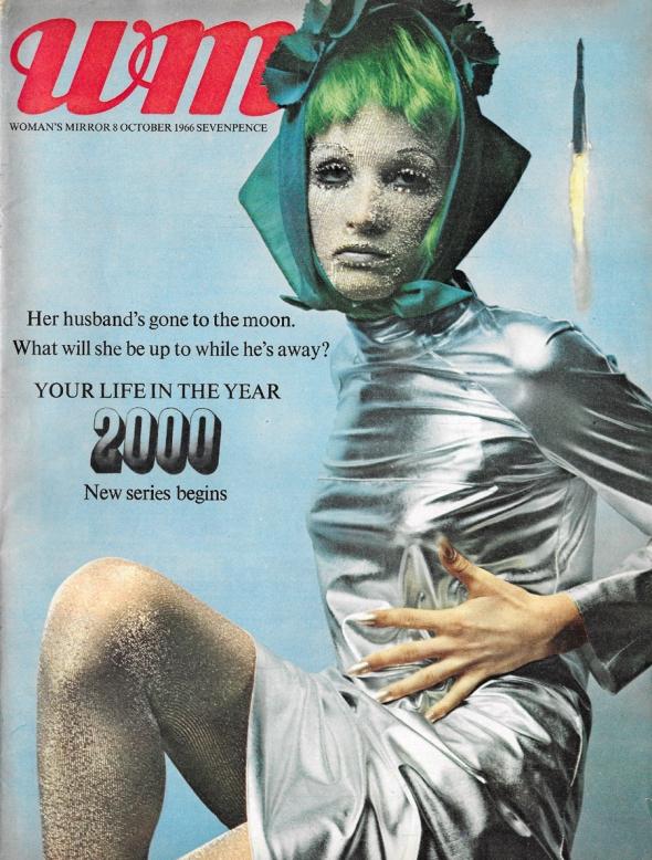 woman's mirror 2000