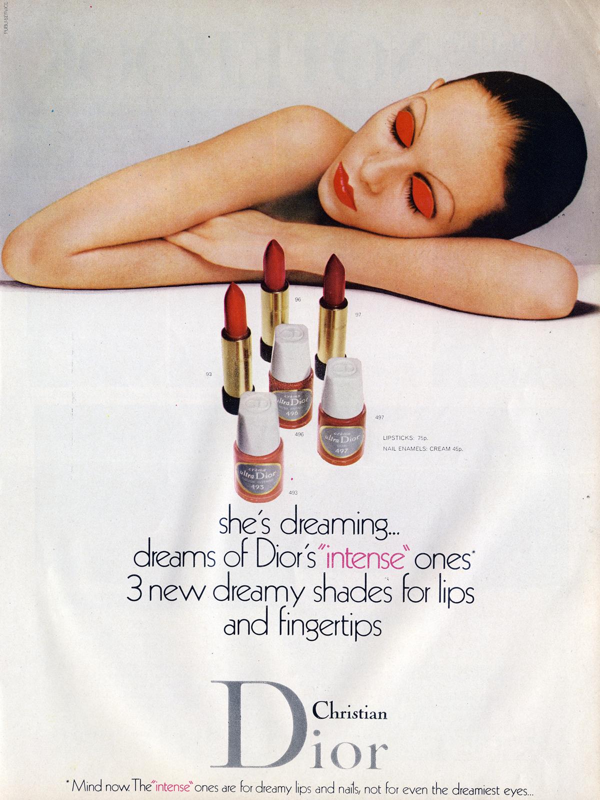 dior-advert-vogue-may-1971