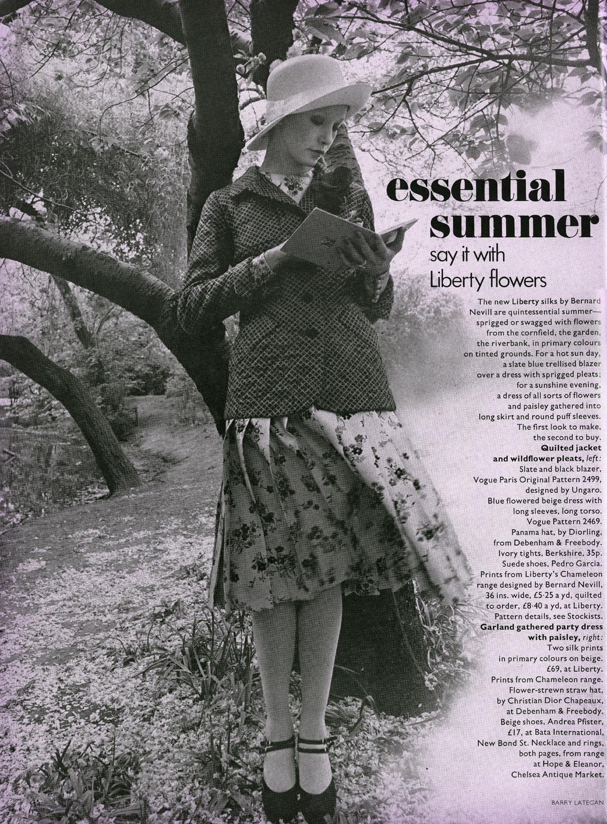 essential summer 1