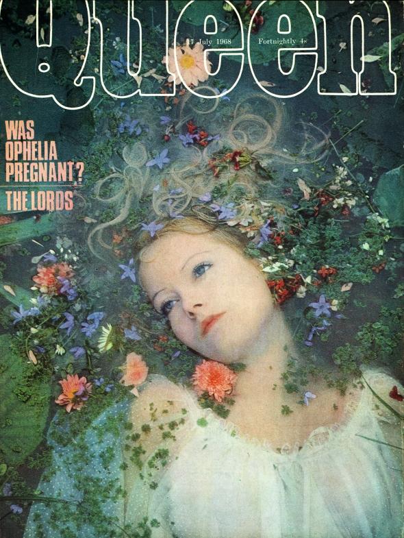 queen - July 68 -john hedgecoe