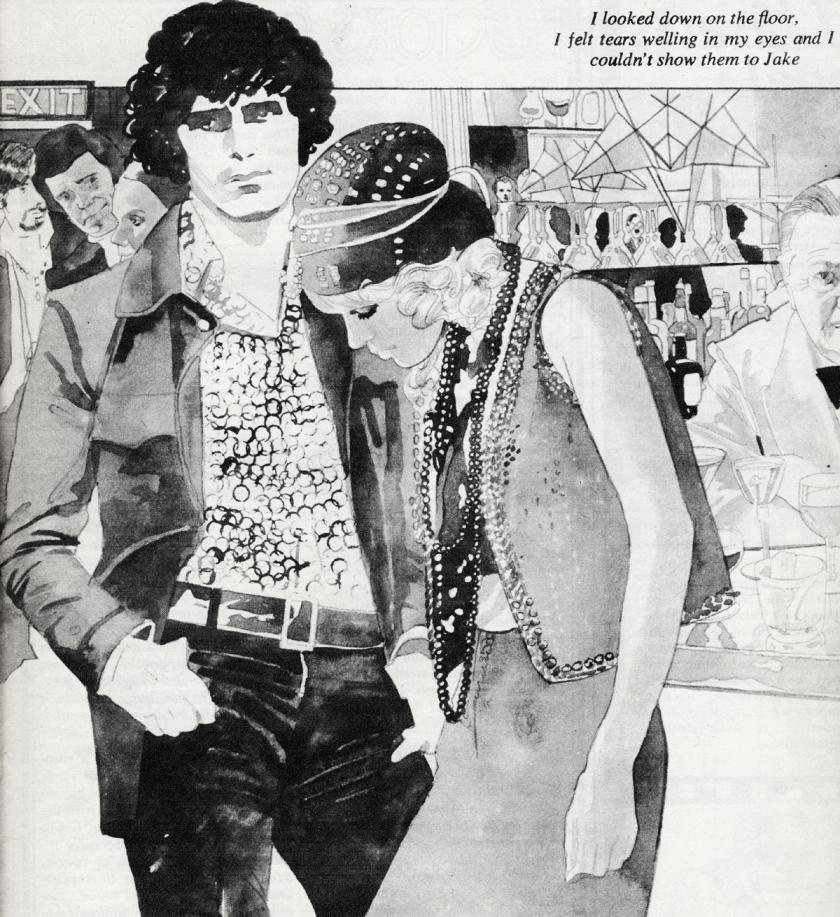 My kind of man - Julian Allen - Petticoat September 1971