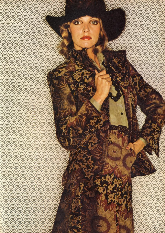 The Velvet Touch - Terence Donovan - Harpers November 1974 a