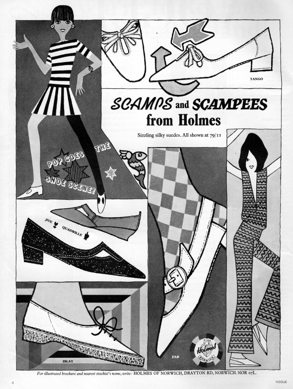 scamps and scampees