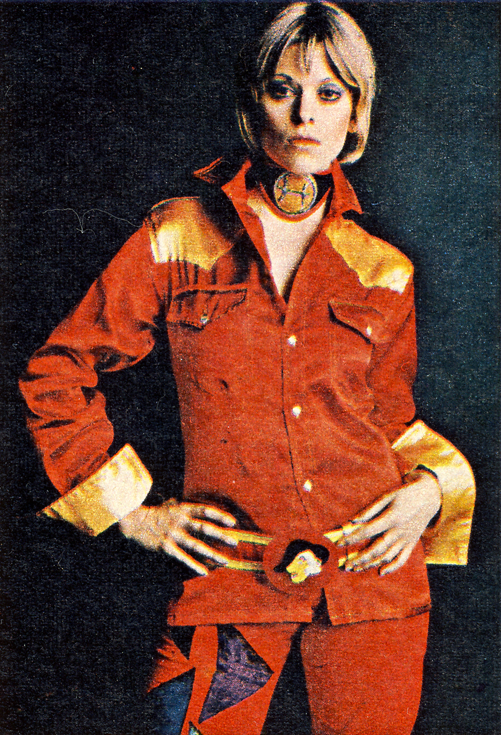 edina ronay emmerton lambert hans feurer june 1970 b